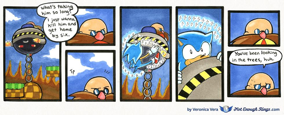 Sonic the Hedgehog 1: Green Hill Zone Boss