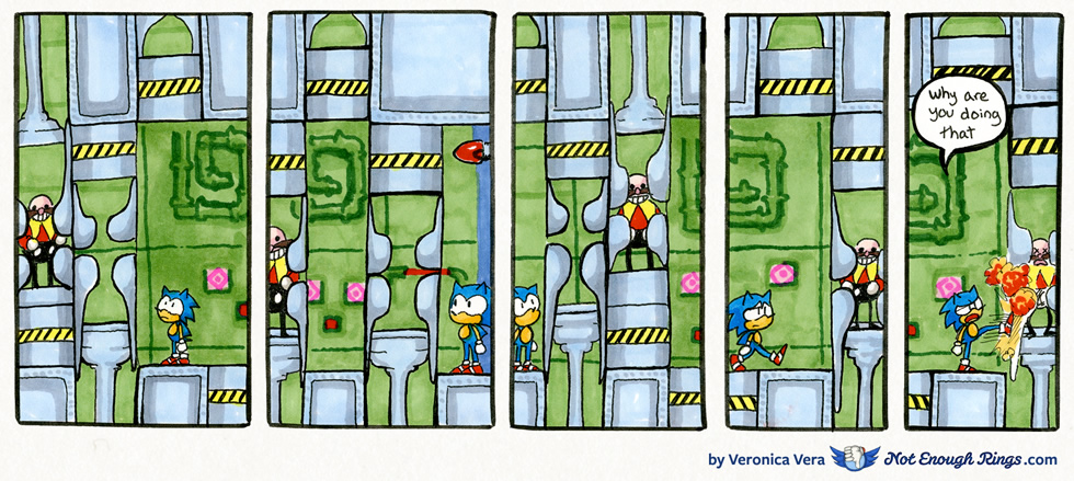 Sonic the Hedgehog 1: Final Zone