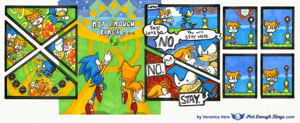 Sonic the Hedgehog 2: Special Stage