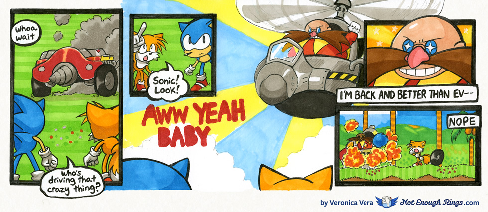 Sonic the Hedgehog 2: Emerald Hill Zone Boss