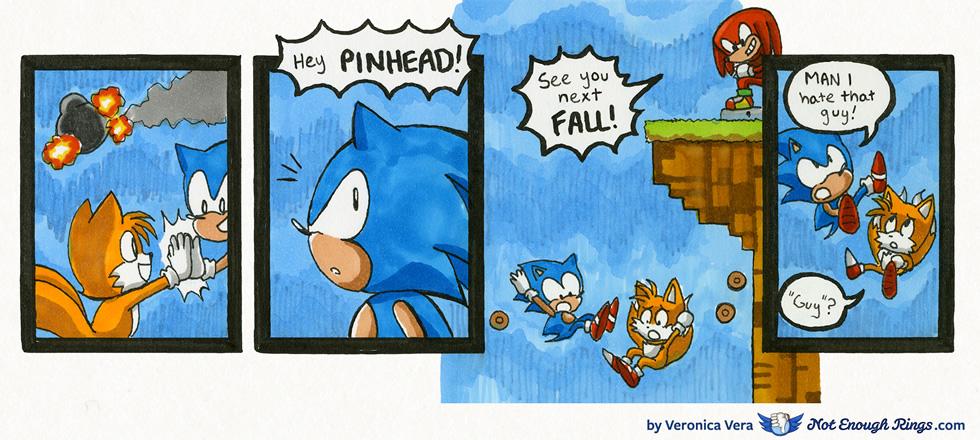 Sonic the Hedgehog 3: Angel Island Zone Boss
