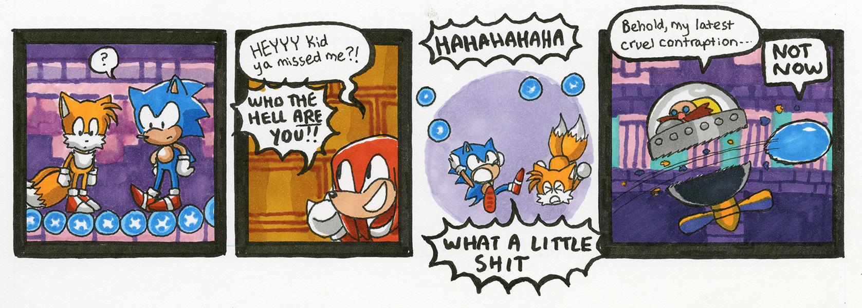 Sonic the Hedgehog 3: Hydrocity Zone Boss