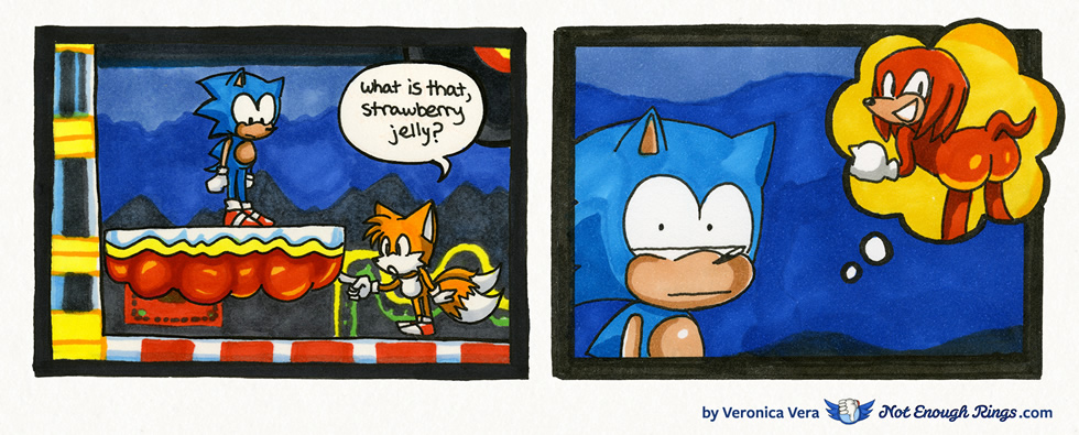 Sonic the Hedgehog 3: Carnival Night Zone, Act 1