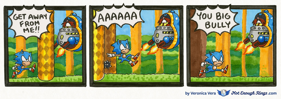 Sonic & Knuckles: Mushroom Hill Zone Boss