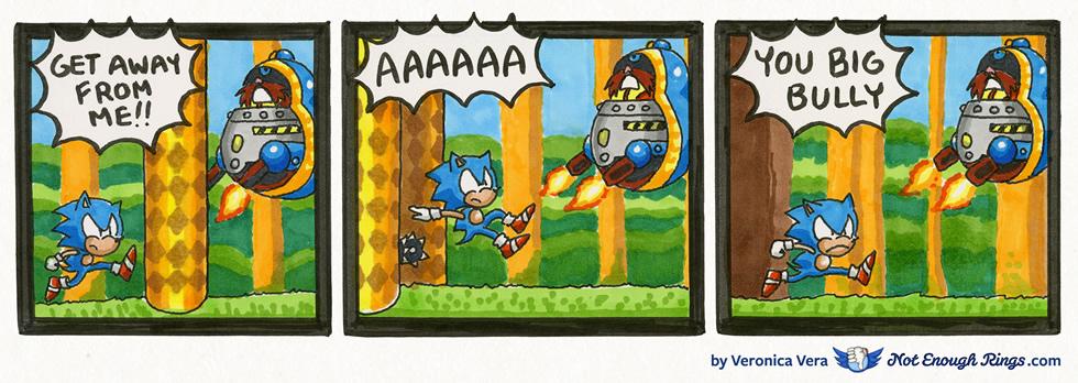Sonic & Knuckles: Mushroom Hill Zone Boss