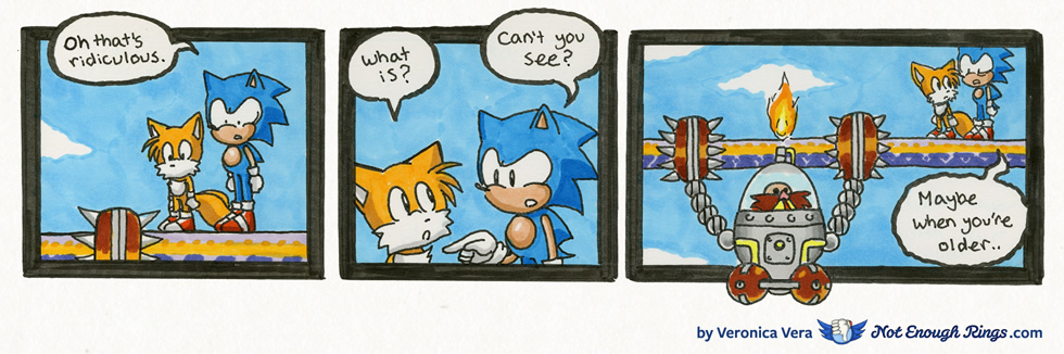 Sonic & Knuckles: Flying Battery Zone Boss
