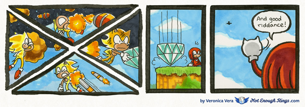 Sonic & Knuckles: The Doomsday Zone